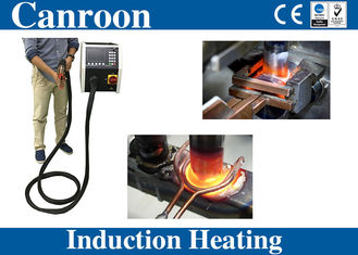 Water Cooling High Frequency Portable Induction Brazing Equipment for Copper Steel Brass