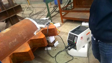 Air Cooled 5Kw Portable Induction Heating Machine , Plate Preheating Induction Heater Machine